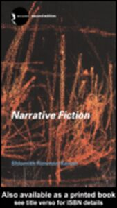 Ebook in inglese Narrative Fiction Rimmon-Kenan, Shlomith