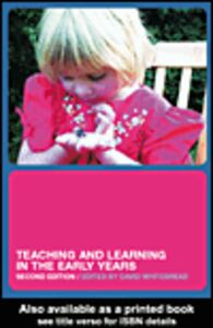 Ebook in inglese Teaching and Learning in the Early Years