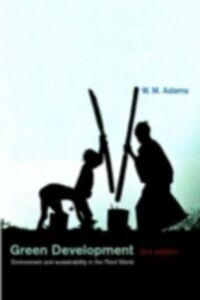 Ebook in inglese Green Development -, -