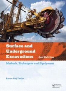 Ebook in inglese Surface and Underground Excavations, 2nd Edition Tatiya, Ratan Raj