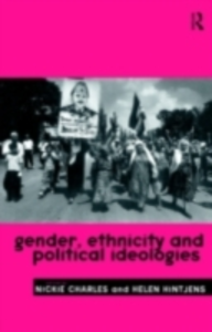 Ebook in inglese Gender, Ethnicity and Political Ideologies -, -