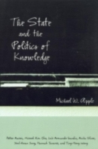 Ebook in inglese State and the Politics of Knowledge Apple, Michael W.