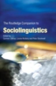 Ebook in inglese Routledge Companion to Sociolinguistics -, -