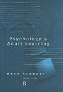 Ebook in inglese Psychology & Adult Learning -, -