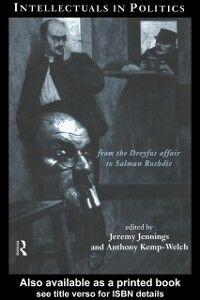 Ebook in inglese Intellectuals in Politics -, -
