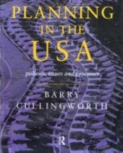 Foto Cover di Planning in the USA, Ebook inglese di AA.VV edito da Taylor and Francis