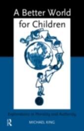 Better World for Children?