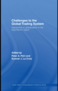 Ebook in inglese Challenges to the Global Trading System -, -