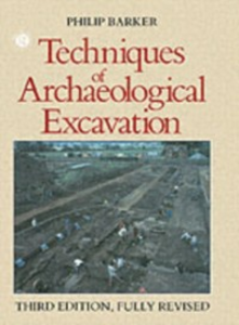 Ebook in inglese Techniques of Archaeological Excavation Barker, Philip