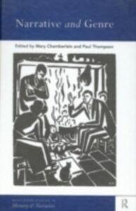 Foto Cover di Narrative and Genre, Ebook inglese di  edito da Taylor and Francis