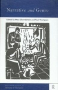 Ebook in inglese Narrative and Genre -, -