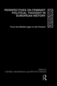 Ebook in inglese Perspectives on Feminist Political Thought in European History -, -