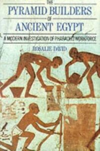 Foto Cover di Pyramid Builders of Ancient Egypt, Ebook inglese di Dr A Rosalie David,Rosalie David, edito da Taylor and Francis