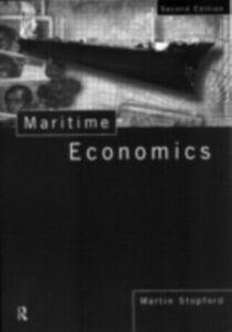 Ebook in inglese Maritime Economics Branch, Alan , Stopford, Martin