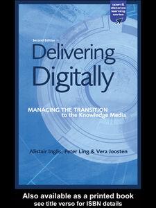 Foto Cover di Delivering Digitally, Ebook inglese di  edito da