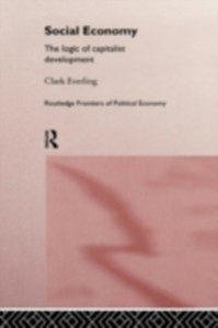 Ebook in inglese Social Economy Everling, Clark