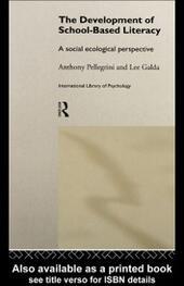 Development of School-based Literacy