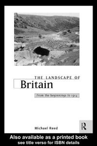 Ebook in inglese Landscape of Britain *Nfa*, Dr Michael Reed , Reed, Michael