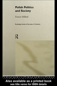 Ebook in inglese Politics and Society in Poland Millard, Frances