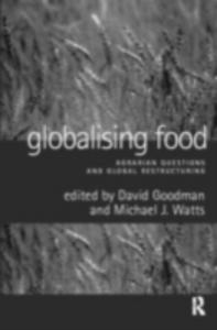Ebook in inglese Globalising Food -, -