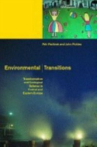 Ebook in inglese Environmental Transitions Pavlinek, Petr , Pickles, John