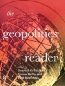 Ebook in inglese Geopolitics Reader