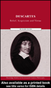 Ebook in inglese Descartes Davies, Richard