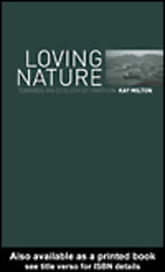 Ebook in inglese Loving Nature Milton, Kay