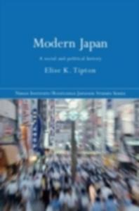 Ebook in inglese Modern Japan Tipton, Elise K.