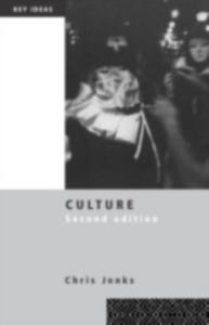 Ebook in inglese Culture Jenks, Chris