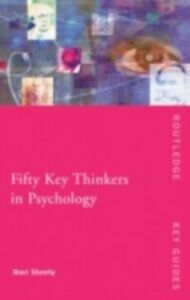 Foto Cover di Fifty Key Thinkers in Psychology, Ebook inglese di  edito da Taylor and Francis