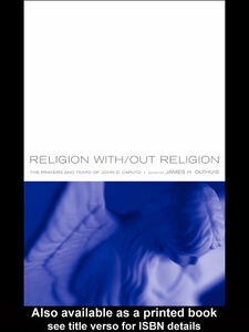 Ebook in inglese Religion With/Out Religion