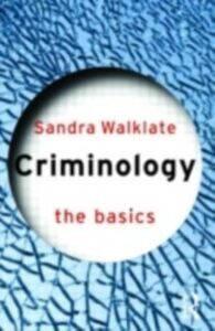 Ebook in inglese Criminology: The Basics Walklate, Sandra