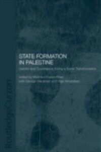 Ebook in inglese State Formation in Palestine -, -