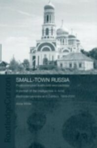 Ebook in inglese Small-Town Russia White, Anne