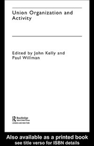 Ebook in inglese Union Organization and Activity -, -