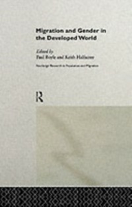 Ebook in inglese Migration and Gender in the Developed World -, -