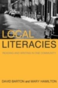 Ebook in inglese Local Literacies Barton, David , Hamilton, Mary