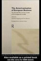 Americanisation of European Business
