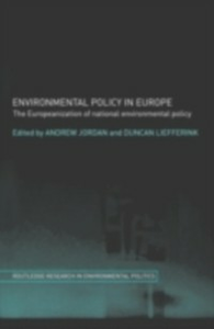 Ebook in inglese Environmental Policy in Europe -, -