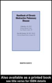 Handbook of Chronic Obstructive Pulmonary Disease