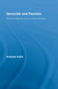 Ebook in inglese Genocide and Fascism Kallis, Aristotle