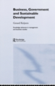 Ebook in inglese Business, Government and Sustainable Development Keijzers, Gerard