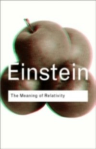 Ebook in inglese Meaning of Relativity Einstein, Albert