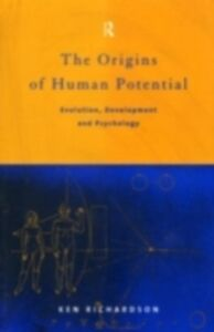 Ebook in inglese Origins of Human Potential Richardson, Ken