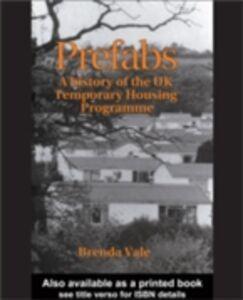 Ebook in inglese Prefabs Vale, Brenda