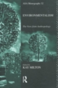 Ebook in inglese Environmentalism Milton, Kay