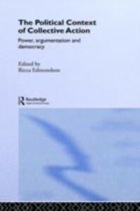 Foto Cover di Political Context of Collective Action, Ebook inglese di  edito da Taylor and Francis