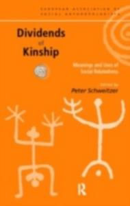 Ebook in inglese Dividends of Kinship -, -