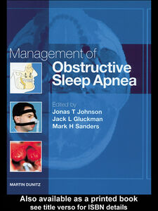 Ebook in inglese Management of Obstructive Sleep Apnea Gluckman, Jack L , Johnson, Jonas T , Sanders, Mark H